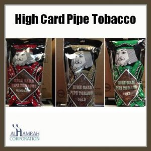 High Card Pipe Tobacco